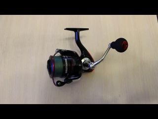 Рыболовная катушка Kastking Sharky II 5000 - Осмотр и намотка шнура 0,1 мм (после двух рыбалок)