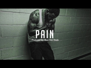 Pain dope deep piano rap instrumental blue mist beats