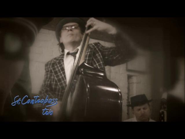 St.Contrabass trio: Black And Blue (2017)