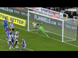 Newcastle united 0 - 1 sheffield wednesday. highlights.