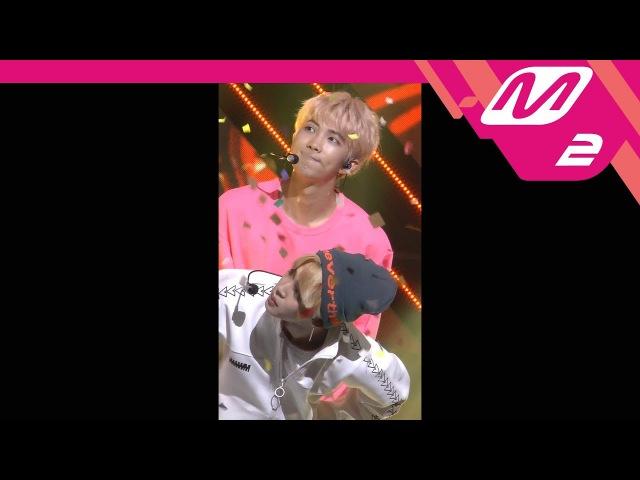 [MPD직캠] 방탄소년단 랩몬스터 직캠 고민보다 GO(GO GO) (BTS RM FanCam) | @MCOUNTDOWN_2017.9.28