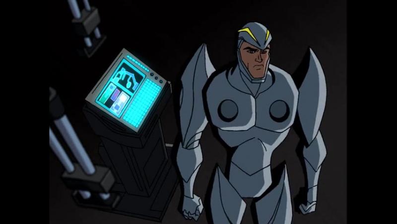 The Batman.Бэтмен 2004 2008 Сезон 4 Серия 11