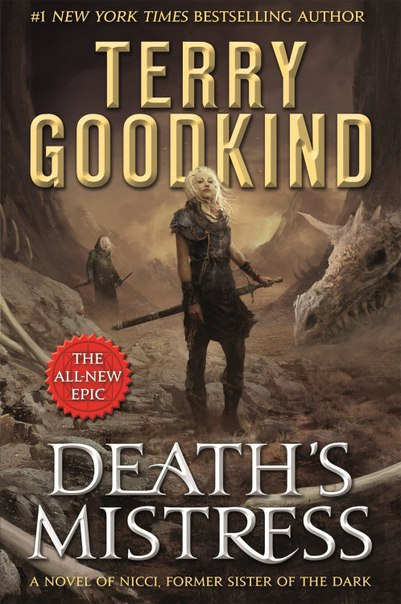 Terry Goodkind - Death's Mistress. Sister of Darkness
