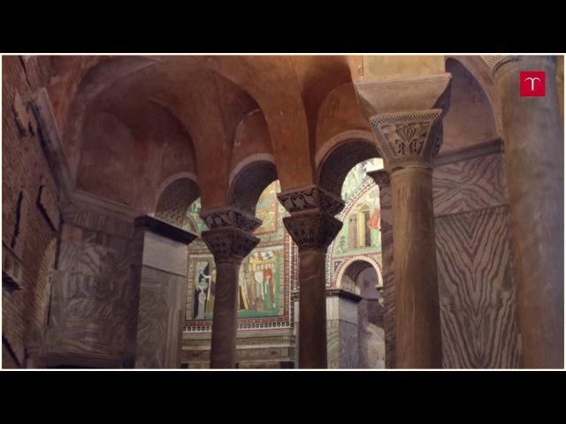 Rapporto tra ambiente e insediamenti urbani gli spazi sacri La basilica di San Vitale a Ravenna