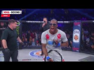 """Bellator 165: Майкл """"Веном"""" Пейдж русский язык"""