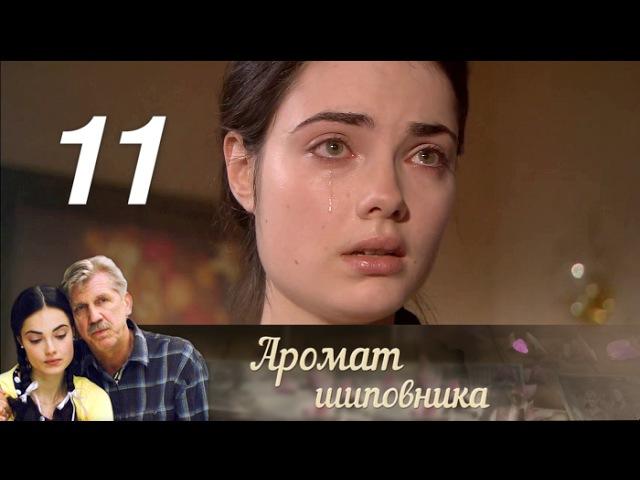 Аромат шиповника. 11 серия (2014) Мелодрама @ Русские сериалы