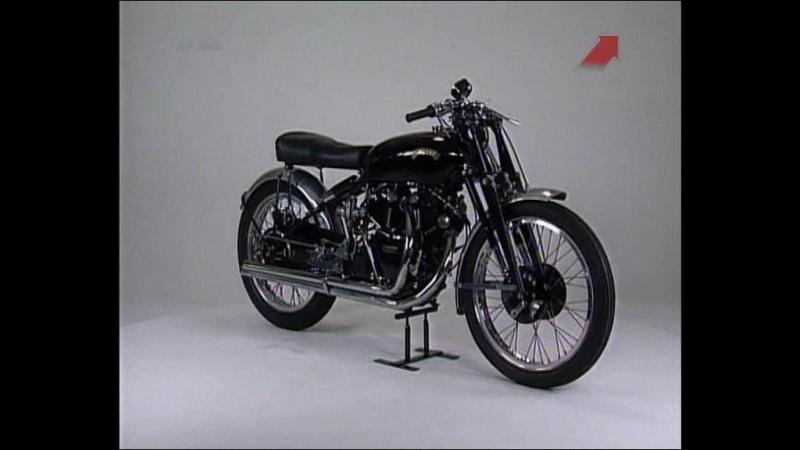 Английские мотоциклы от А до Я 06