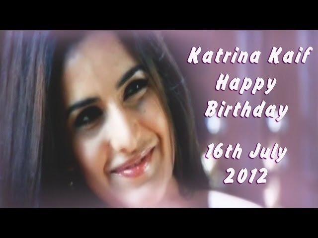 Katrina Kaif Happy Birthday 16th July 2012