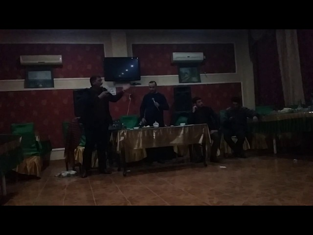 MEYXANA 2018 Seven Allahini Alemde ibadet ehlidi Teymur Dagli Ilham Salyanli Hebib Yeni 2018