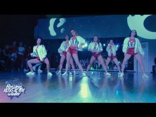 RUSSIAN REGGAETON WINTER: BLACK STARS 2017 PROMO
