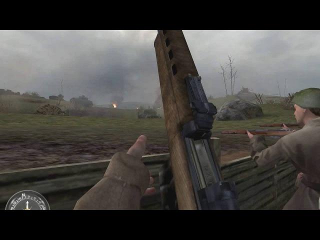 Call of Duty United Offensive ☆БЕЗ РАНЕНИЙ☆ 3 Советская кампания