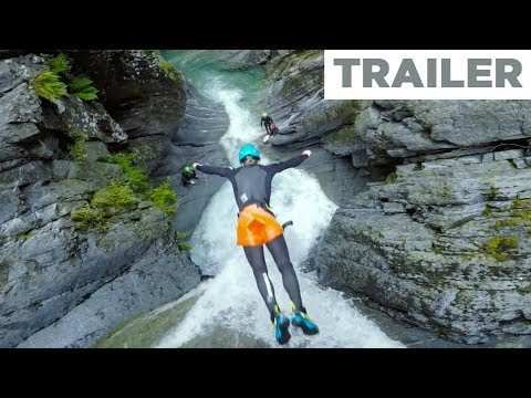 REVAMP DEAP Freestyle Canyoning Film Official Trailer