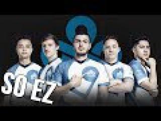 How Cloud9 Really Plays CS:GO 2 (Major Champions)