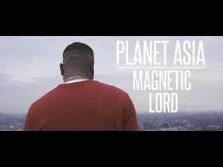 Planet Asia - Magnetic Lord (prod. by izznyce)
