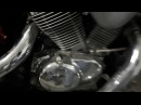 Honda vlx 400 steed работа двигателя