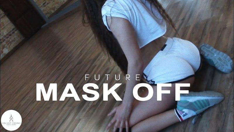 Dance Intensive 23 Future Mask Off Twerk by Viktoria Boage VELVET YOUNG DANCE CENTRE