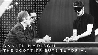 Madison V's Penn & Teller - THE SCOTT TRIBUTE Free Tutorial