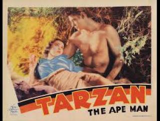 Tarzán y su hijo 1939. johnny weissmuller, maureen osullivan, johnny sheffield,