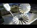 Резка водой с точностью скальпеля. Гидроабразивная резка металла 5 Осевой Станок с ЧПУ (CN