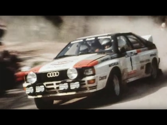 Audi Sport A Legacy Story in Five Cylinders