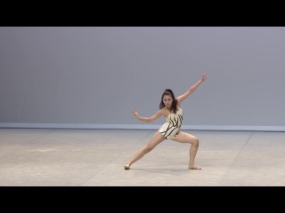 Shion Miyahara, 314 - Prix de Lausanne 2018, contemporary