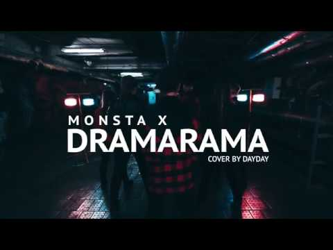 DayDay MONSTA X 몬스타엑스 DRAMARAMA Dance Cover
