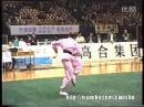 第一届世界武术锦标赛 女子传统拳术 02 006 双匕首(苏联)
