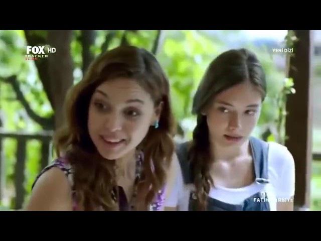 Два лица Стамбула 1 серия