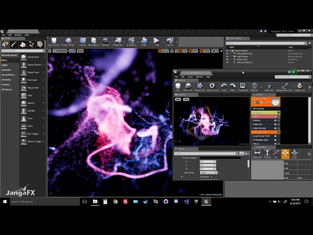 VectorayGen Intro Series Importing Vector Fields and Creating VFX within UE4 View New Tutorial