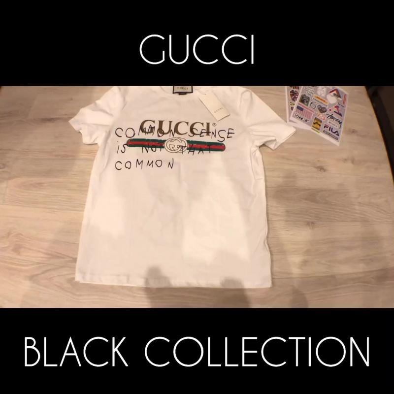 Gucci майка из магазина BLACK COLLECTION