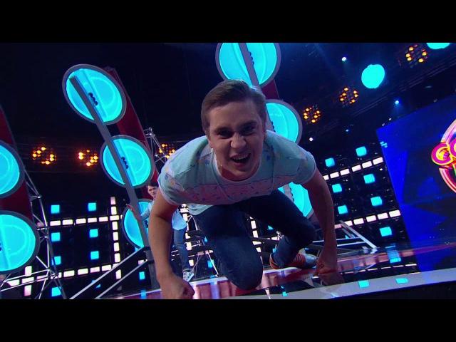 Comedy Баттл Суперсезон Дуэт Крем брюле полуфинал 05 12 2014 из сериала COMEDY БАТТЛ С