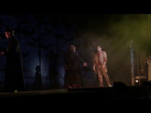 Мюзикл Граф Монте Кристо С каждым днем все ближе смерть Р Колпаков Е Газаева О Красовицкий