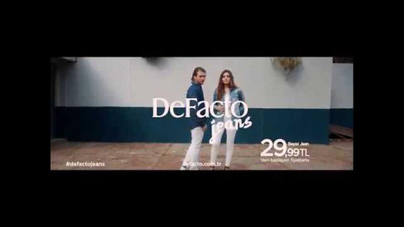 Арас Булут Ийнемли и Ханде Ерчел в рекламе Defacto