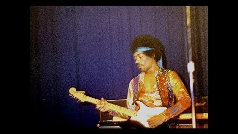 Jimi Hendrix- 'Superconcert '70' Deutschlandhalle, Berlin, Germany 9/4/70