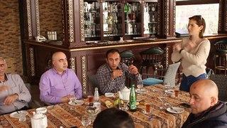 Встреча инициативной группы с Гасаном и Натиком