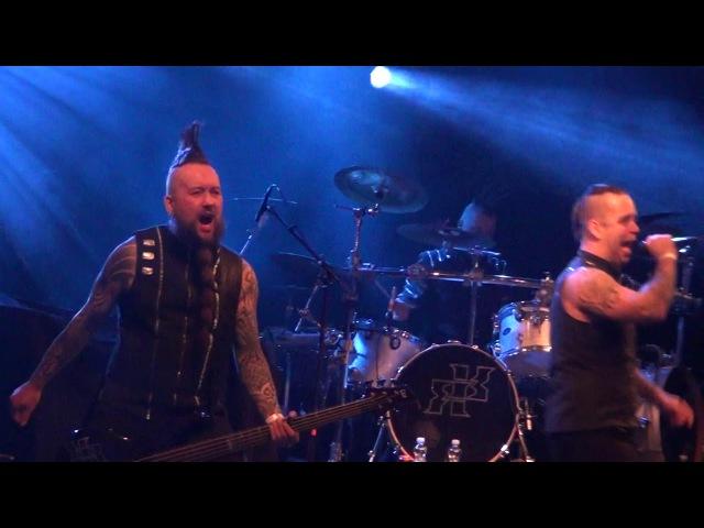 RUOSKA Kosketa live at MetalOrgy 2017 Helsinki