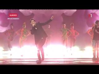 Dan Balan - Hold On Love (M1 Music Awards 2017) HD