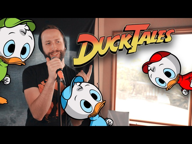 DuckTales Opening Theme song