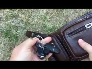 Обзор кожаной сумки