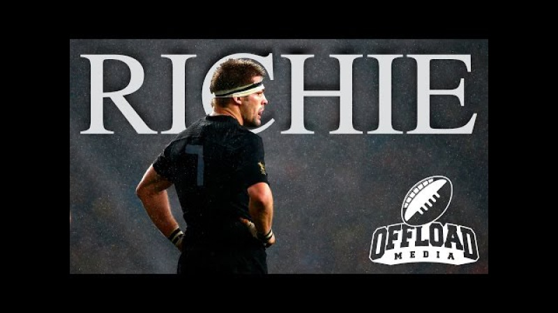 Richie McCaw literally laid his body on the line