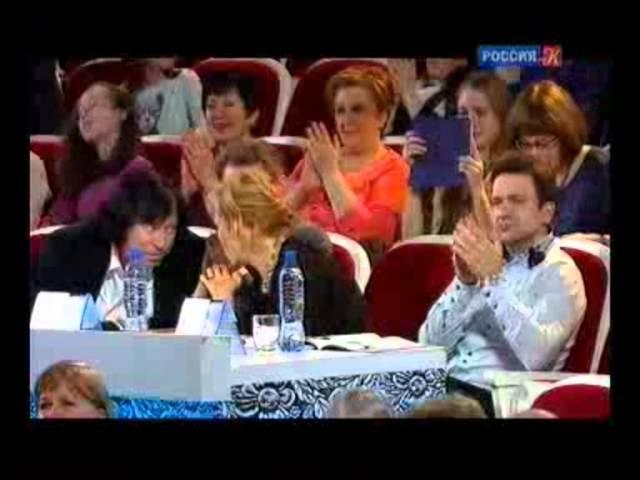 XIV й Международный телеконкурс юных музыкантов Щелкунчик II й тур Струнные инс