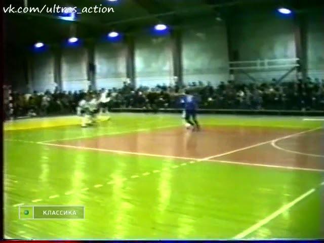 ВИЗ (Екатеринбург) - Дина (Москва). Чемпионат России по мини-футболу-1994/95
