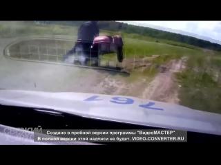 Погони ДПС за советсткими мотоциклами __ Мото приколы