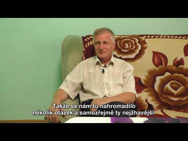 Setkání s Valerijem Viktorovičem Pjakinem na Krymu 2017 Titulky CZ