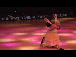 Sergey Konovaltsev - Olga Konovaltseva, Viennese Waltz