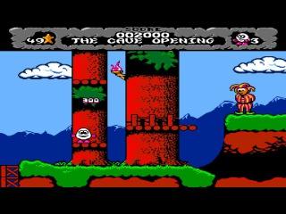 Dizzy The Adventurer Денди - Прохождение (Приключения Диззи Dendy, NES - Walkthrough)