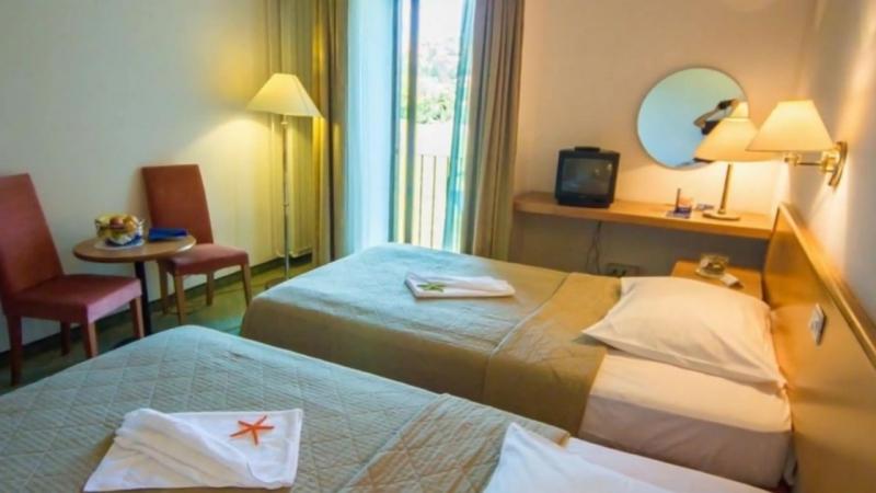 Hotel Ville Park, Portoroz, Slovenia