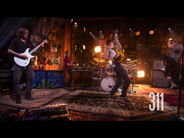 311 Down Guitar Center Sessions on DIRECTV