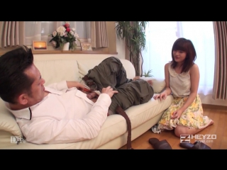 Mai misato naive girl excited by a dirty old man - forbidden relationship will excite you even more