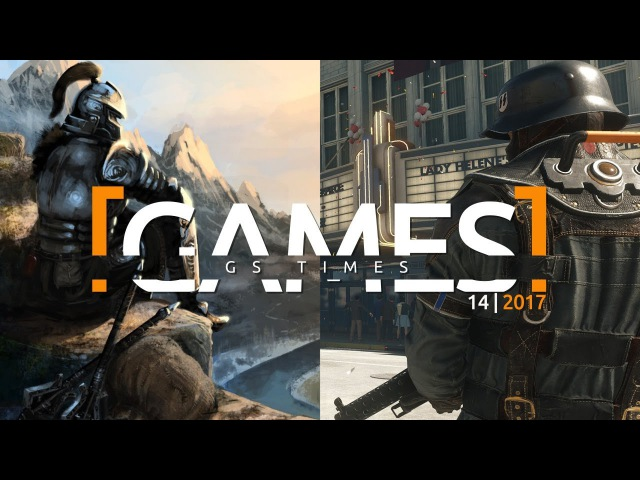 GS Times GAMES 14 2017 The Elder Scrolls 6 Black Mesa South Park TFBW Главные новости игр